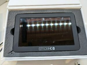 """SmallHD Focus 5"""" HD on camera Monitor Bundle with attachments for SONY cameras"""