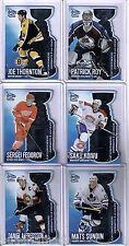 2002/03 McDONALDS 6 CARD INSERT SET CUP CONTENDERS
