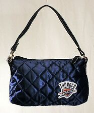 Oklahoma City Thunder Quilted Wristlet Purse