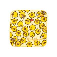San-X Kiiroitori Yellow Chick Mini Towel / Face Towel (CM51203) 18c