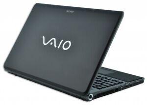 Sony VAIO INTEL CORE I7-Q740 1.73  GHz 16.4IN 500GB 8GB Ram Win10  Nvidia G310M