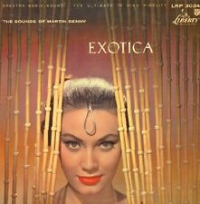 MARTIN DENNY - Exotica - LP Captain High