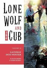 Lone Wolf and Cub, Volume 16:  The Gateway into Winter-ExLibrary
