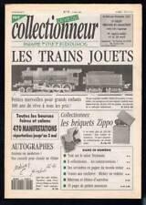 La Vie du collectionneur N°13 - Trains jouets, briquets zippo, autographes