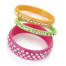 Plastic Bangle Fashion Bracelets