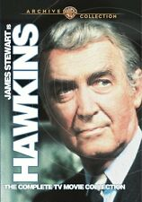 HAWKINS : THE COMPLETE TV MOVIE COLLECTION - Region Free DVD - Sealed