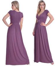 Kurzarm Damenkleider aus Jersey