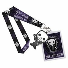 Jack Skellington Lanyard The Nightmare Before Christmas Funko Pop