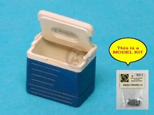 Special Ops 1/16 120mm Igloo 5 Quart (4.7L) 6-Can Small Cooler [MODEL KIT] 16011