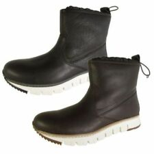 Cole Haan Solid Ankle Boots for Men
