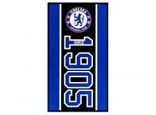 Chelsea FC Beach Bath Gym Towel Official licensed Merchandise Cotton 100%