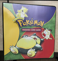 Pokemon CardBinder Collection 180 cards total. NP NM