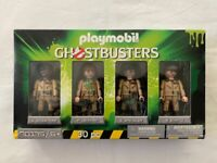 PLAYMOBIL 70175 GHOSTBUSTERS 30 PC 4 FIGURE SET NEW IN BOX FREE SHIPPING