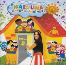 Mara Lima - E Seus Amiguinhos V5 [New CD] Brazil - Import