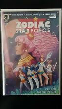 Zodiac Star Force 1 Cries of Fire Prince Variant High Grade Comic Book RM8-194