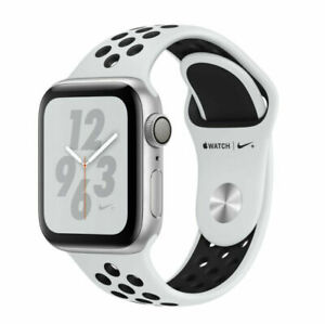 Apple Watch Series 4 Nike+ 44 mm Silver Aluminum Case GPS + CELLULAR