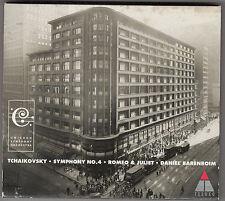 CHICAGO SYMPHONY ORCHESTRA - tchaikovsky symphony no. 4 CD