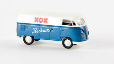 "BREKINA 32652 VW T1 BULLI scatola"""" Xox - biskuits"""" BLU/Bianco LIMITE 1:87"