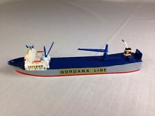 Vintage - Nordana Line Schakenborg - Toy Boat/Paperweight