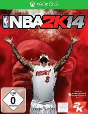 NBA 2K14 Basketball ( Xbox One ) NEU & OVP