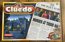 6 players Crime Cluedo/Clue Board & Traditional Games