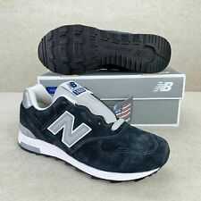 "New Balance x J Crew Men's 1400 ""Navy"" M1400NV Made In USA Running Shoes"