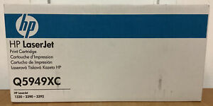 HP Laserjet 1320 Black Print Cartridge... (Q5949XC)