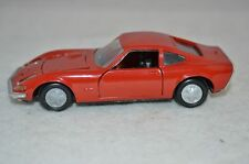 GAMA 9830 Opel GT 1900 red very near mint (Bodenplatte ohne Länderangabe)