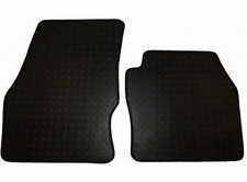 Ford Transit Connect Mats 2014> Onwards Tailored Rubber Van Mat Set Heavy Duty