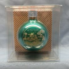 Minnesota,Benson,2001~14t h In Series~Community Christmas Bulb~Swimming Pool