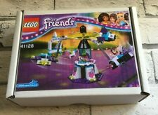 LEGO Friends 41128 AMUSEMENT PARK SPACE RIDE 100% Complete with Gift Box