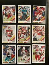 2019 Donruss Football Base Pick Your Card 1-250