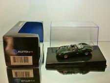 AUTOART 53541 JAGUAR XJ13 - GREEN 1:43 - EXCELLENT IN BOX