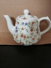 Andrea by Sadek small floral teapot