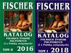 Fischer 2016 - 2018 Catalog of Polish postal stamps in 2 Vol Digital Book
