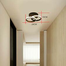 9' Ceiling Light Modern Led Hallway Lamp Pendant Fixture Flush Mount 18W