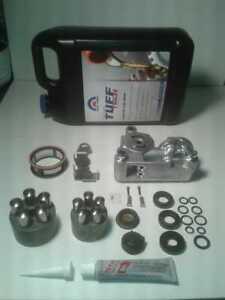 Ölpumpe Ölmotor Filter Öl Center Case kpl. Set orig. Tuff Torq  K46 Hydrostat