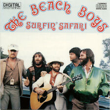 The Beach Boys-surfin safari Japon CD