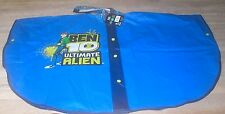 BOYS BEN 10 ULTIMATE ALIEN RAIN PONCHO   SIZE 1 (AGES 3-5 YEARS) BNWT.