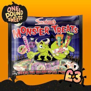 Swizzels Monster Treats Party Bags 480g - Trick or Treat - Buy Bulk