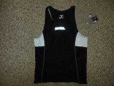 New Tag Profile Design Mens Small Triathlon Cycling Black White Shirt Jersey