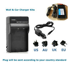 BP-70A/ SLB-70A Battery Charger for Samsung AQ100/ES30/ES65/ES70/ES73/ES75/ES80