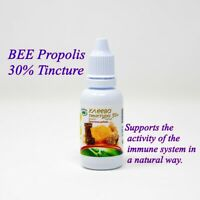BEE Propolis 30% Tincture liquid PURE ORGANIC strong immune support 30 ml