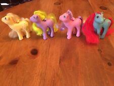 My Little Pony Flutter Ponies Vintage