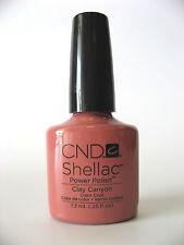 CND Shellac Power Polish UV Gel Clay Canyon .25 oz. (7.3 ml)