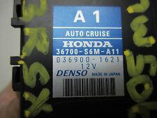 02 03 04 05 06 ACURA RSX ECM AUTO CRUISE CONTROL COMPUTER 36700-S6M-A11 RELAY A1
