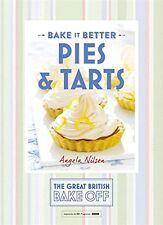 Great British Bake Off Bake it Better (No.3) Pies & Tarts Hardback Book, 2015