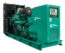 (New) Cummins 800 kVA Genset -  Open Diesel Generator - CPG UK - VTA28G6 Genny