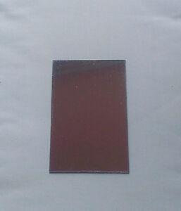 Symmetry Mirror (15cm x 10cm Plastic Mirror for mathematics)