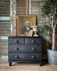 Sweet Little Victorian Chest Of Drawers